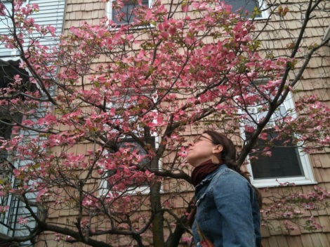 Lara & the Dogwood
